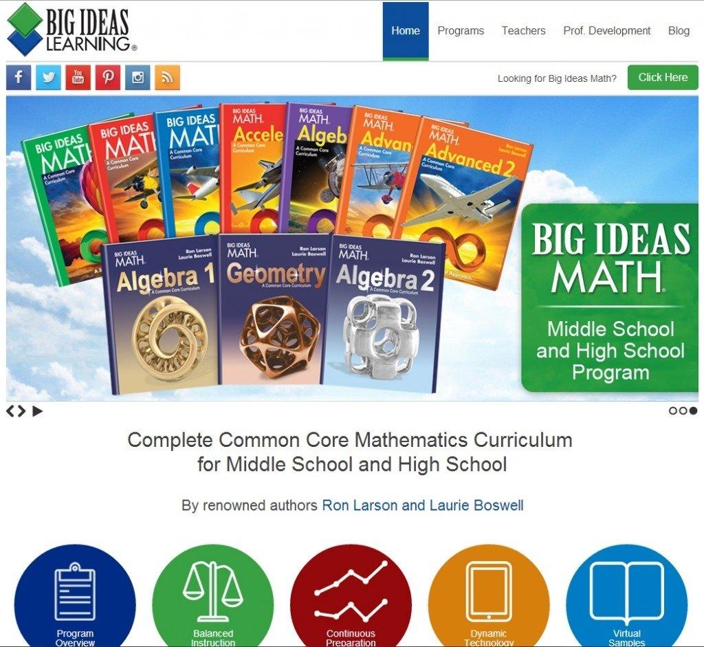 10 Perfect Big Ideas Math Common Core 21st century classroom big ideas math blog 2020
