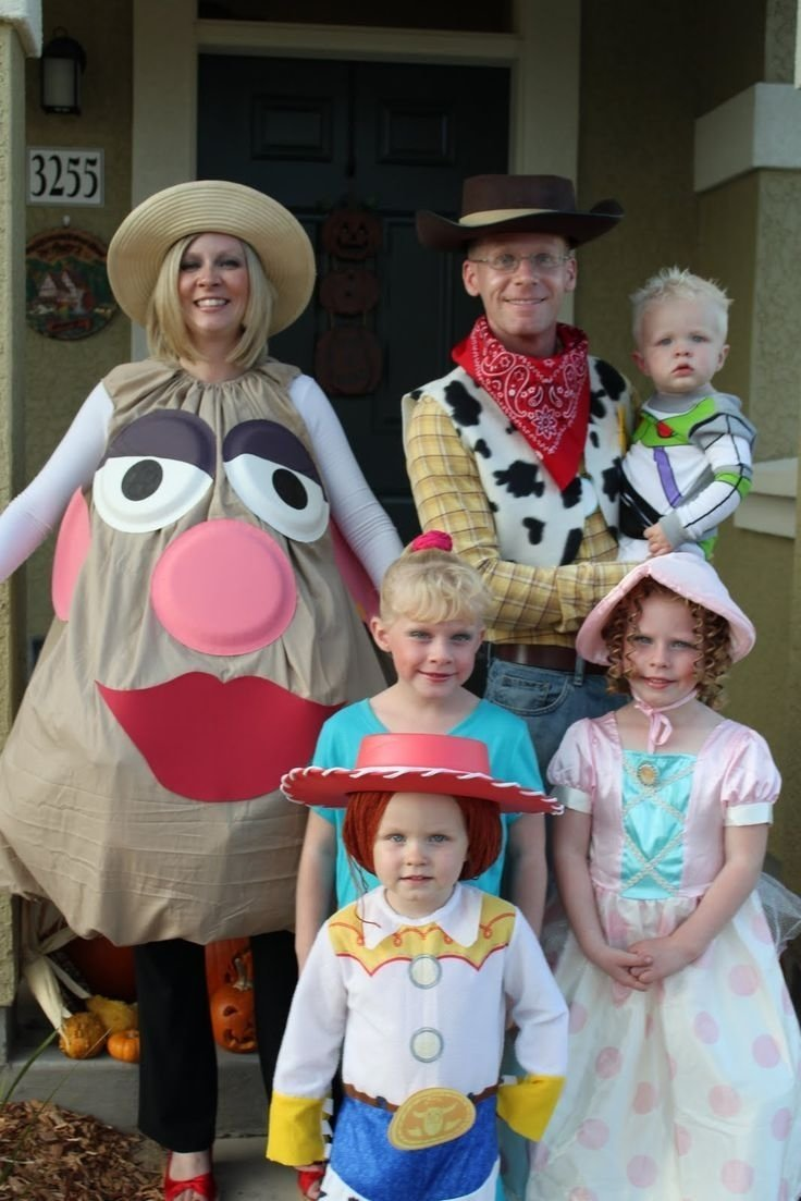 10 Unique Family Of 4 Costume Ideas 22 best toy story images on pinterest costume ideas carnivals and 1 2020