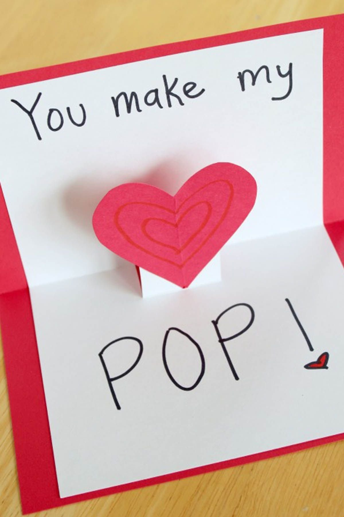 22 cute diy valentine's day cards - homemade card ideas for