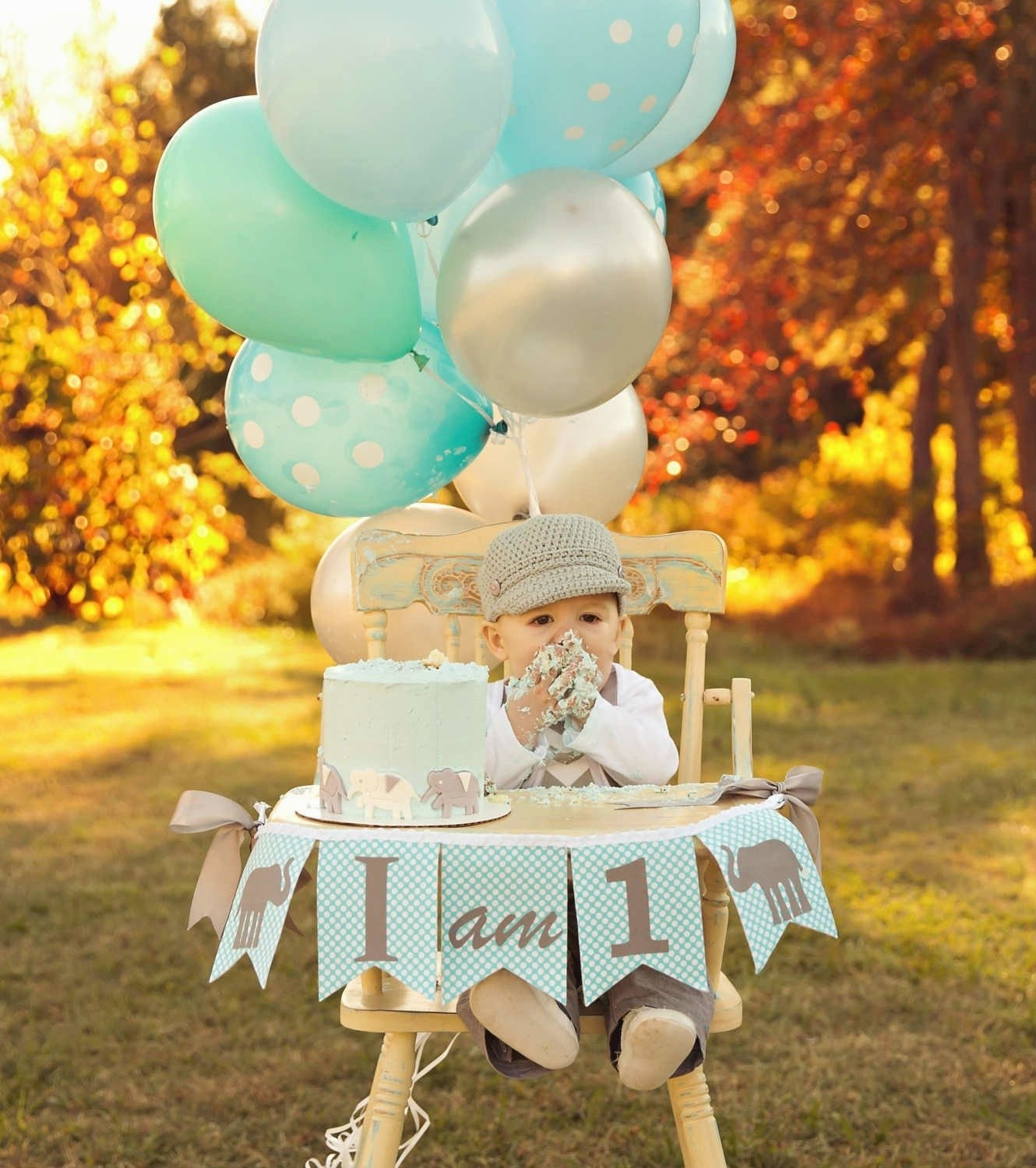 10 Fabulous Baby Boy First Birthday Party Ideas 22 cute wallpaper with regards to baby boy first birthday ideas that 2020