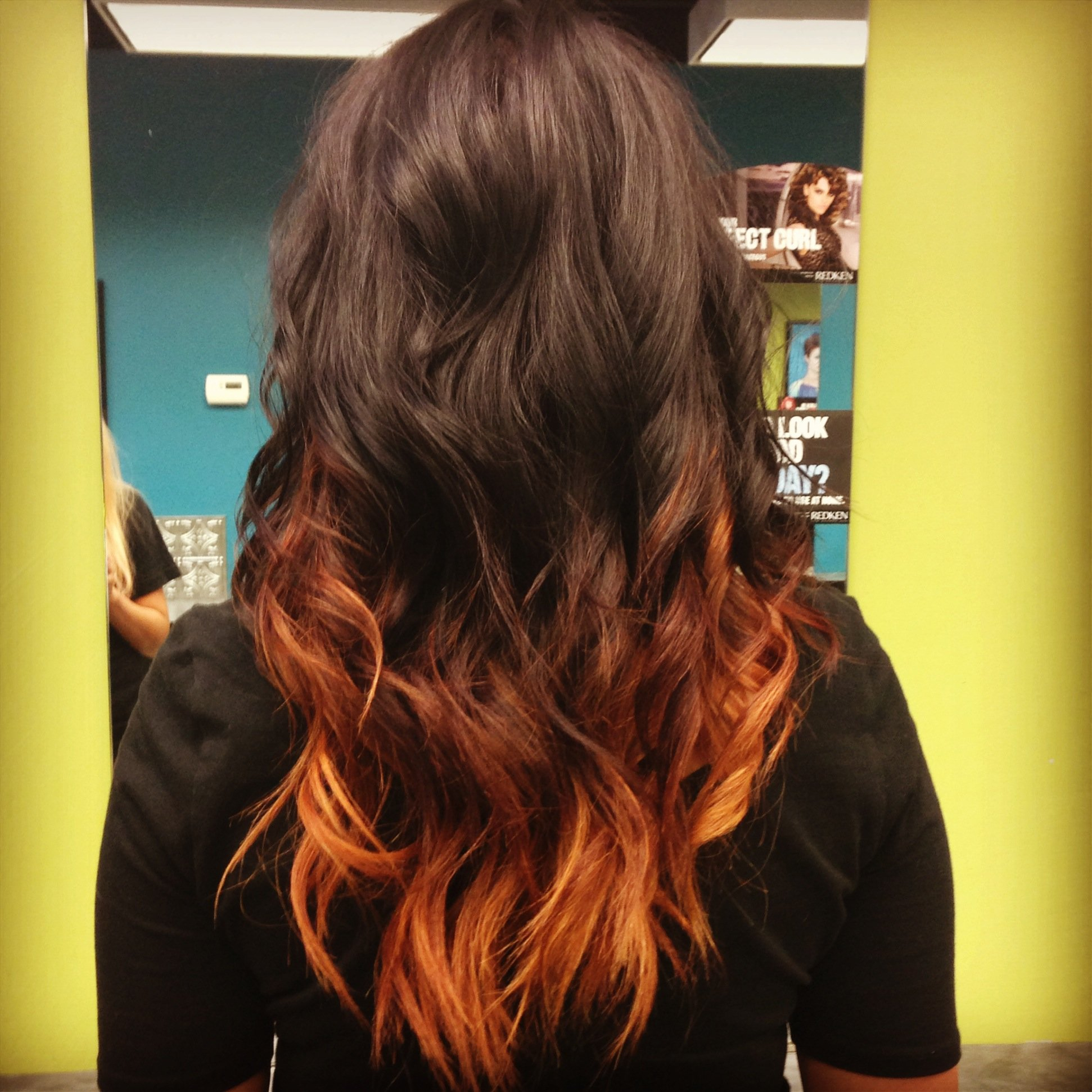 10 Cute Fun Red Hair Color Ideas 22 fiery red ombre hair color ideas 2020