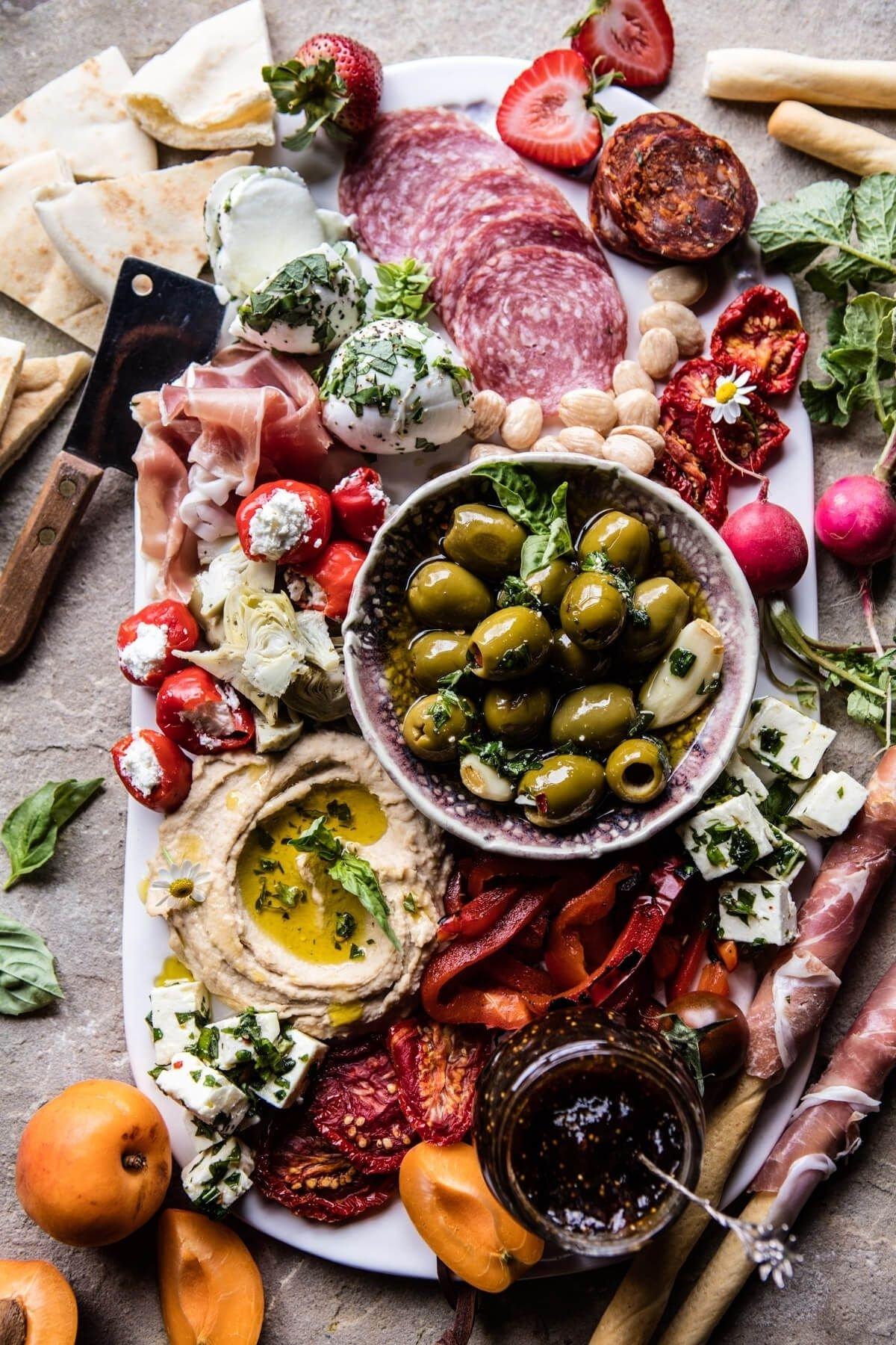 10 Gorgeous Cheese And Meat Platter Ideas 22 of my favorite super bowl recipes antipasto platter antipasto 2020