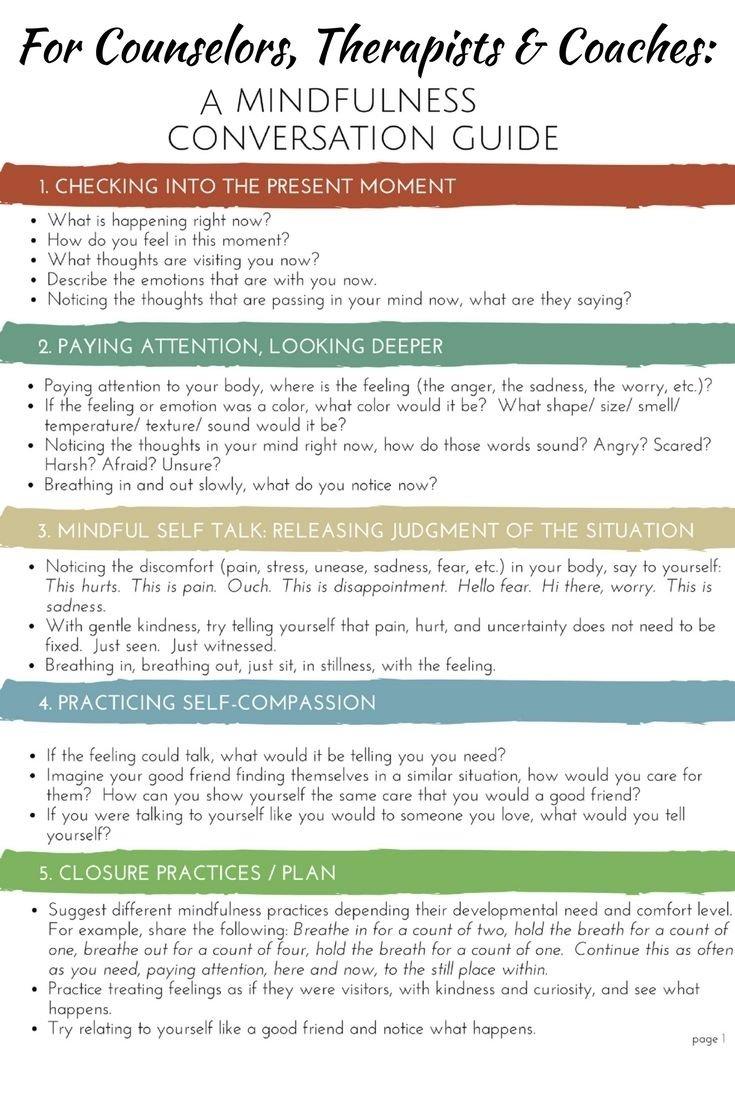10 Unique Group Ideas For Mental Health