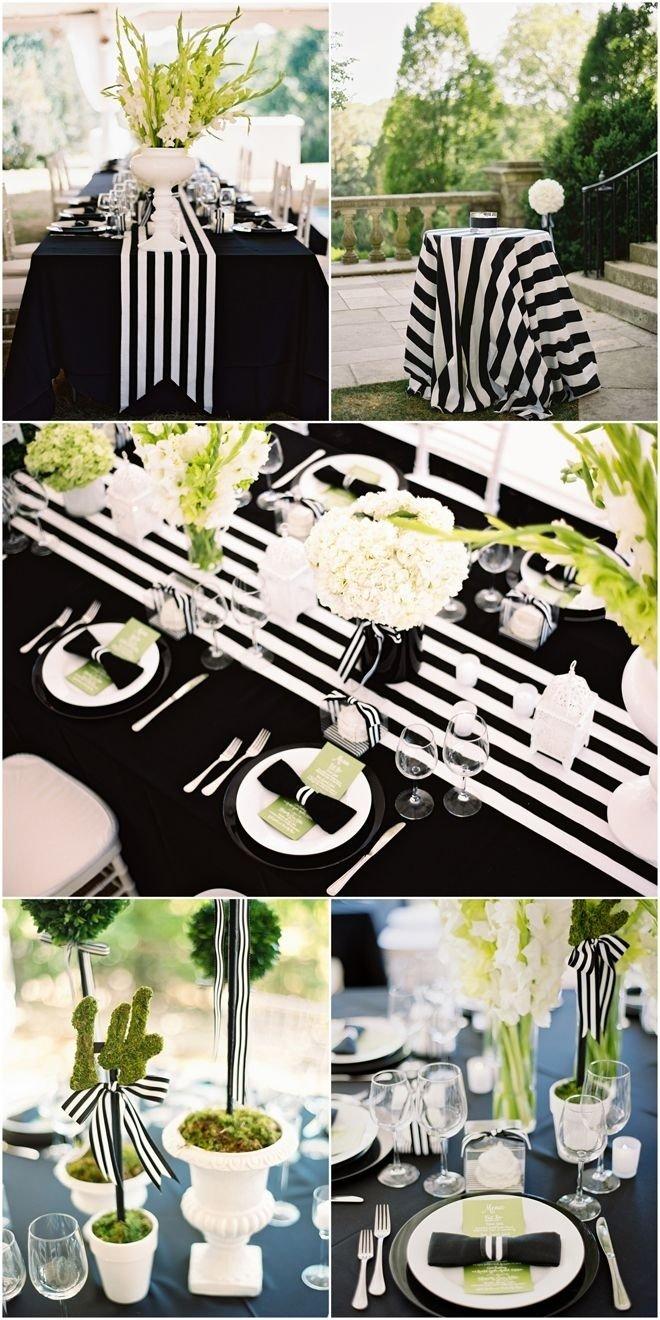 10 Amazing Black And White Wedding Ideas 23 best black and white weddings images on pinterest wedding ideas 2021