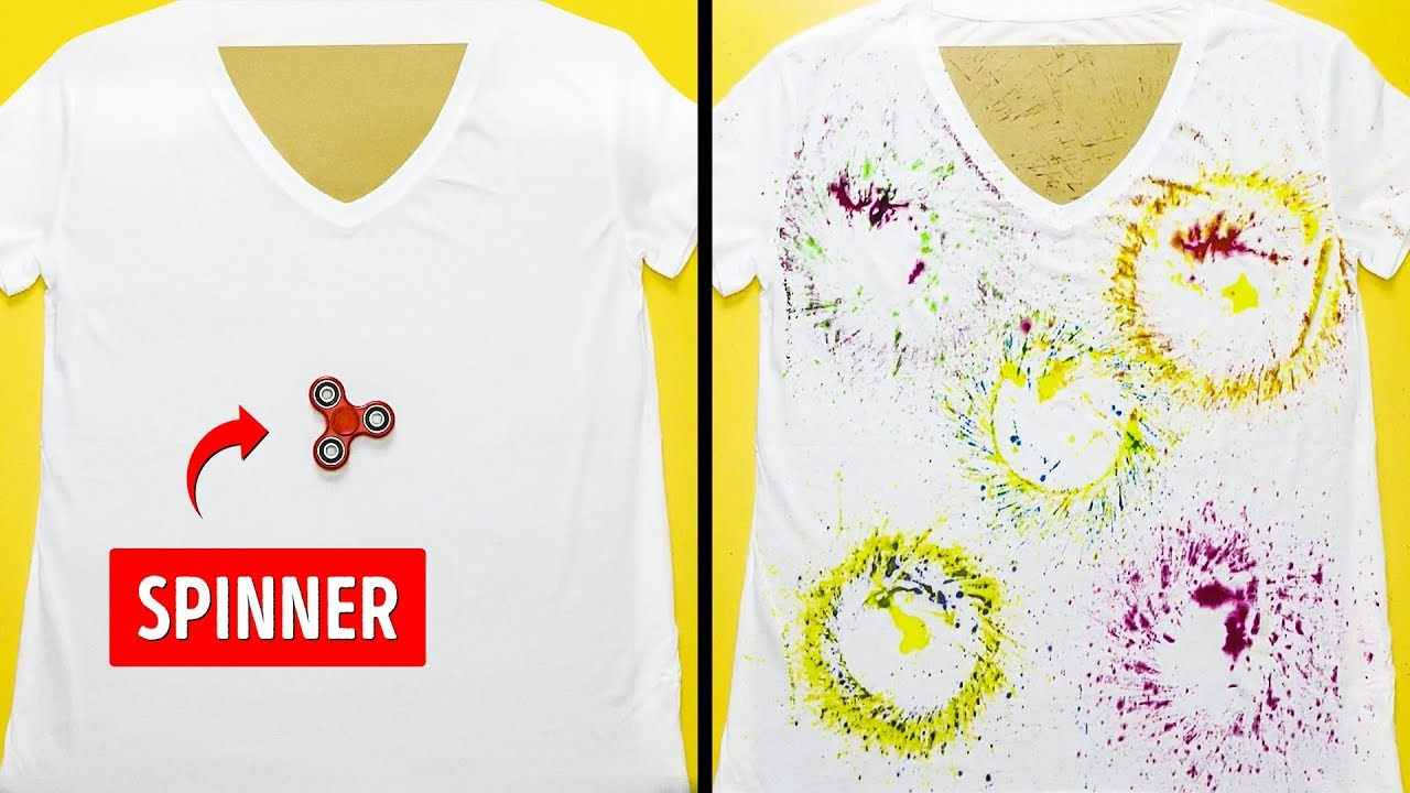 10 Wonderful T Shirt Decorating Ideas For Kids 23 diy t shirt decor ideas for kids youtube 2020