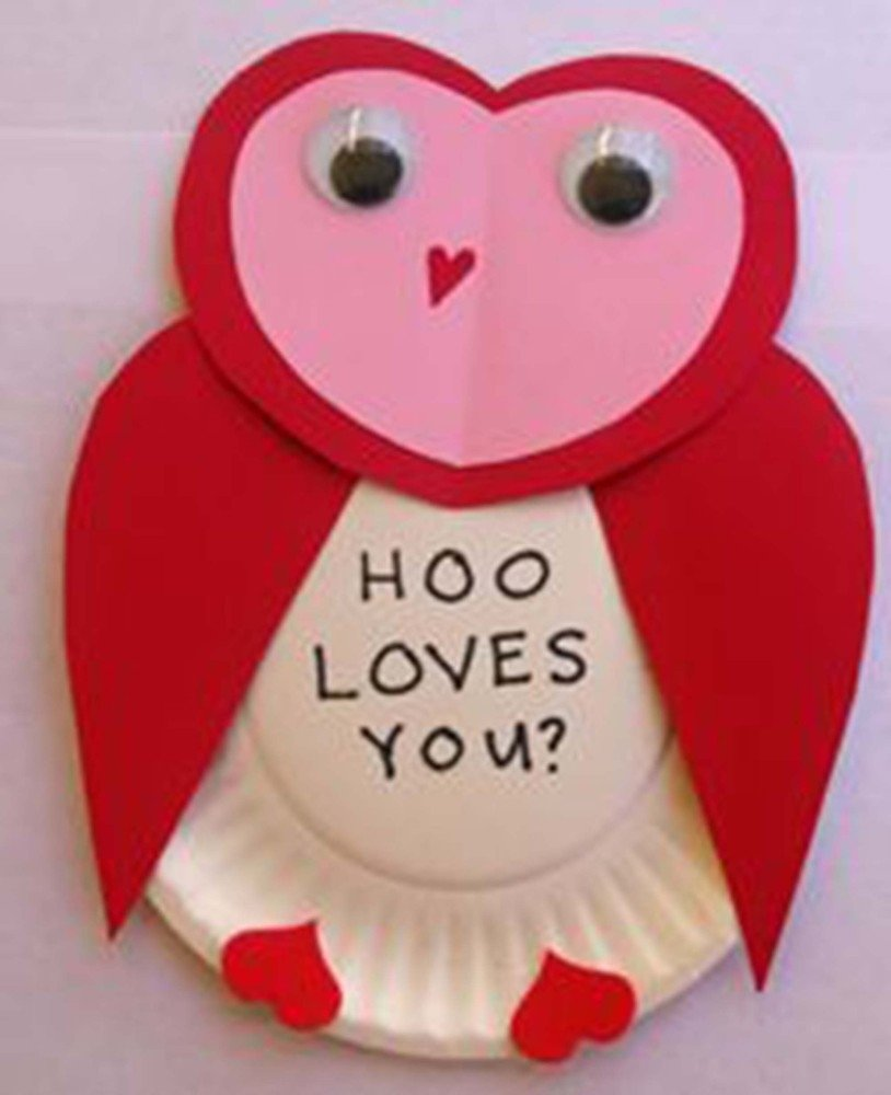 23 easy valentine's day crafts that require no special skills