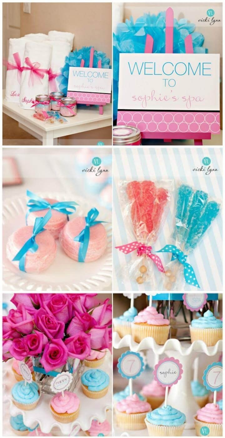 10 Most Recommended Teenage Girl Birthday Party Ideas 23 tween birthday party ideas for your tween or teen girls diy 2 2020