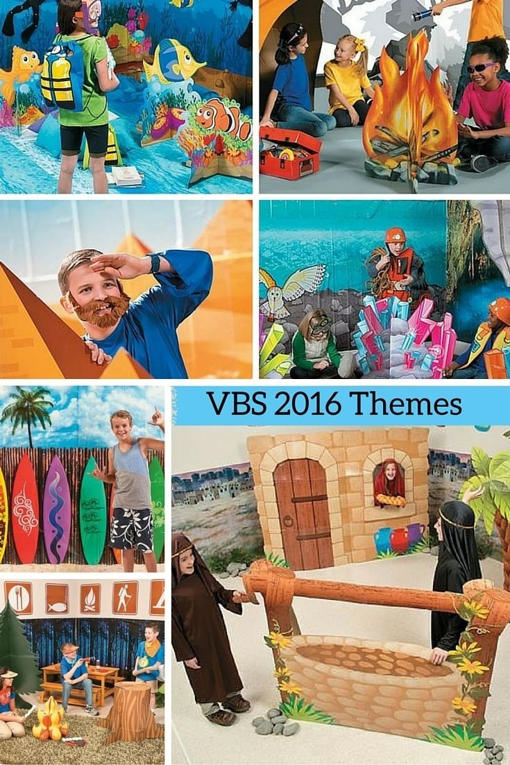 10 Fabulous Vacation Bible School Themes And Ideas 234 best vacation bible school ideas images on pinterest sunday 2020