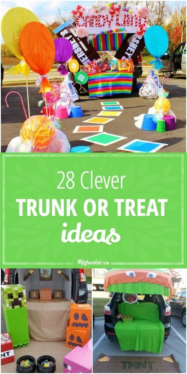 10 Unique Fall Festival Ideas For Church 236 best kids trunk or treat fall party ideas images on pinterest 1