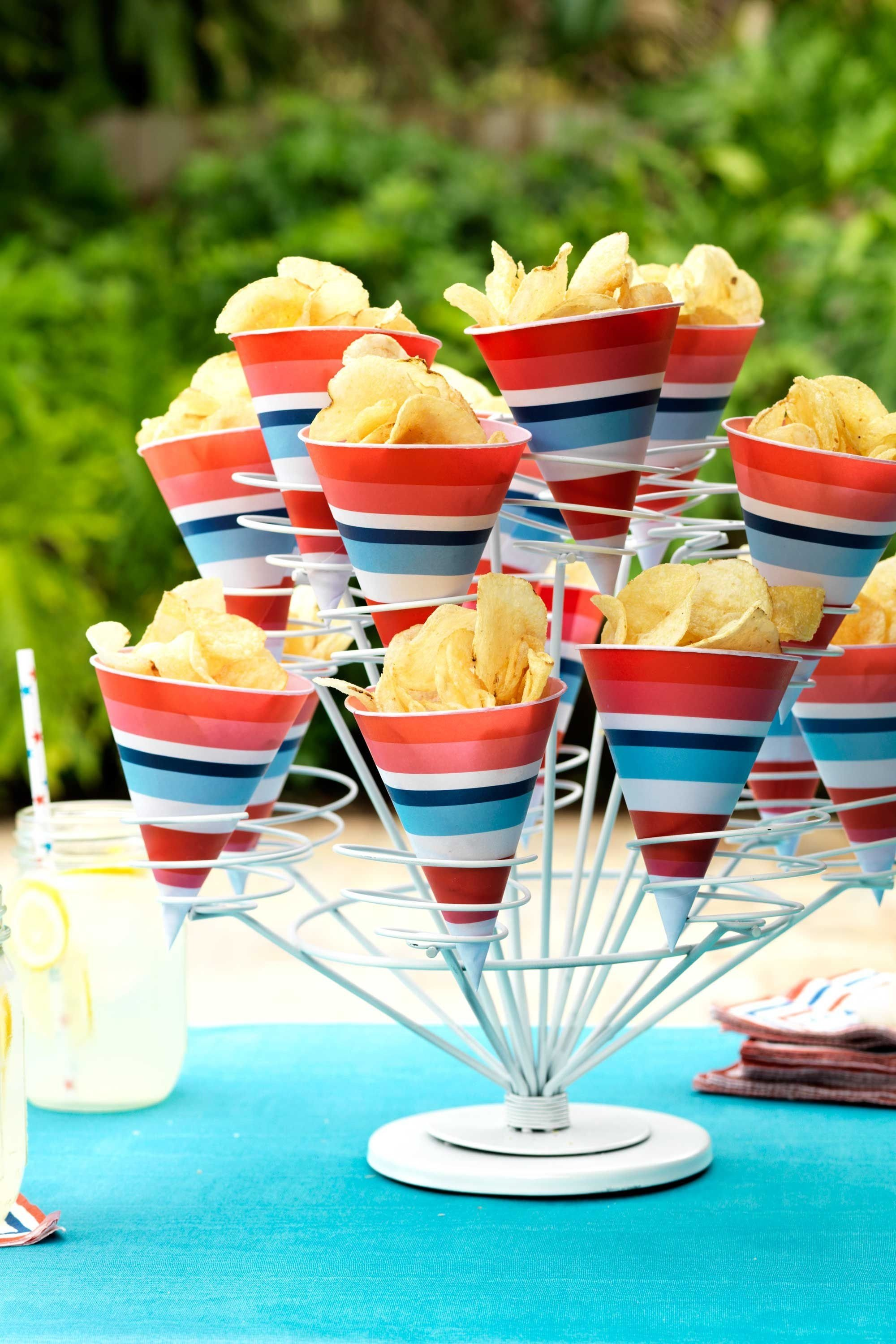 10 Unique 4Th Of July Cookout Ideas 24 4th of july party ideas food decor for a fourth of july cookout 11 2020