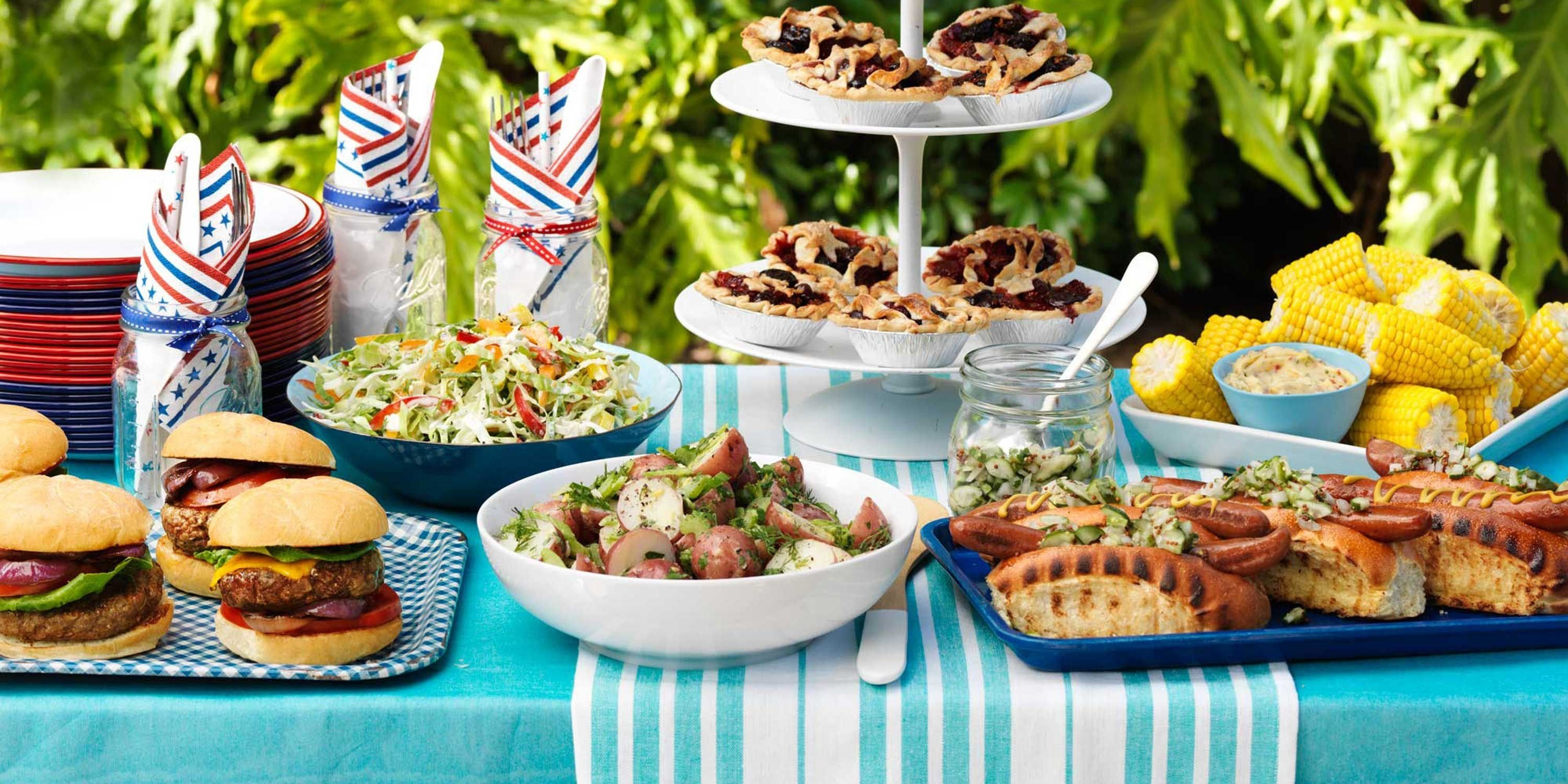 10 Ideal Fourth Of July Cookout Ideas 24 4th of july party ideas food decor for a fourth of july cookout 3 2020