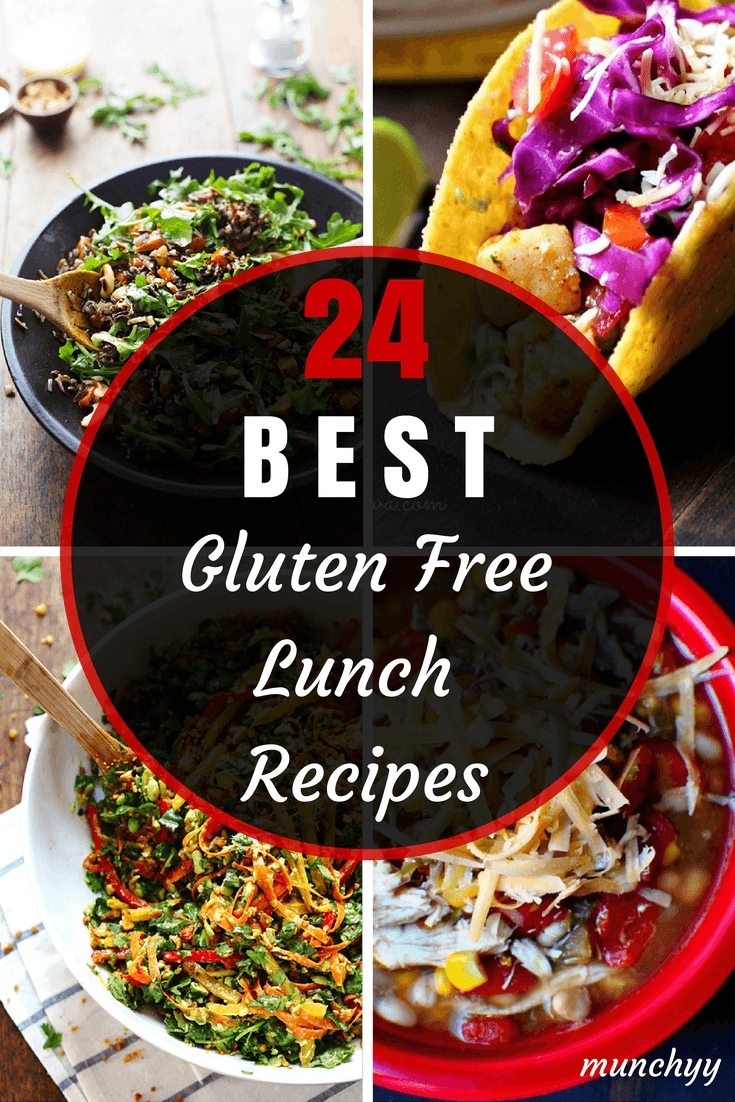 10 Famous Gluten Free Lunch Ideas For Adults 24 best healthy gluten free lunch recipes 2020