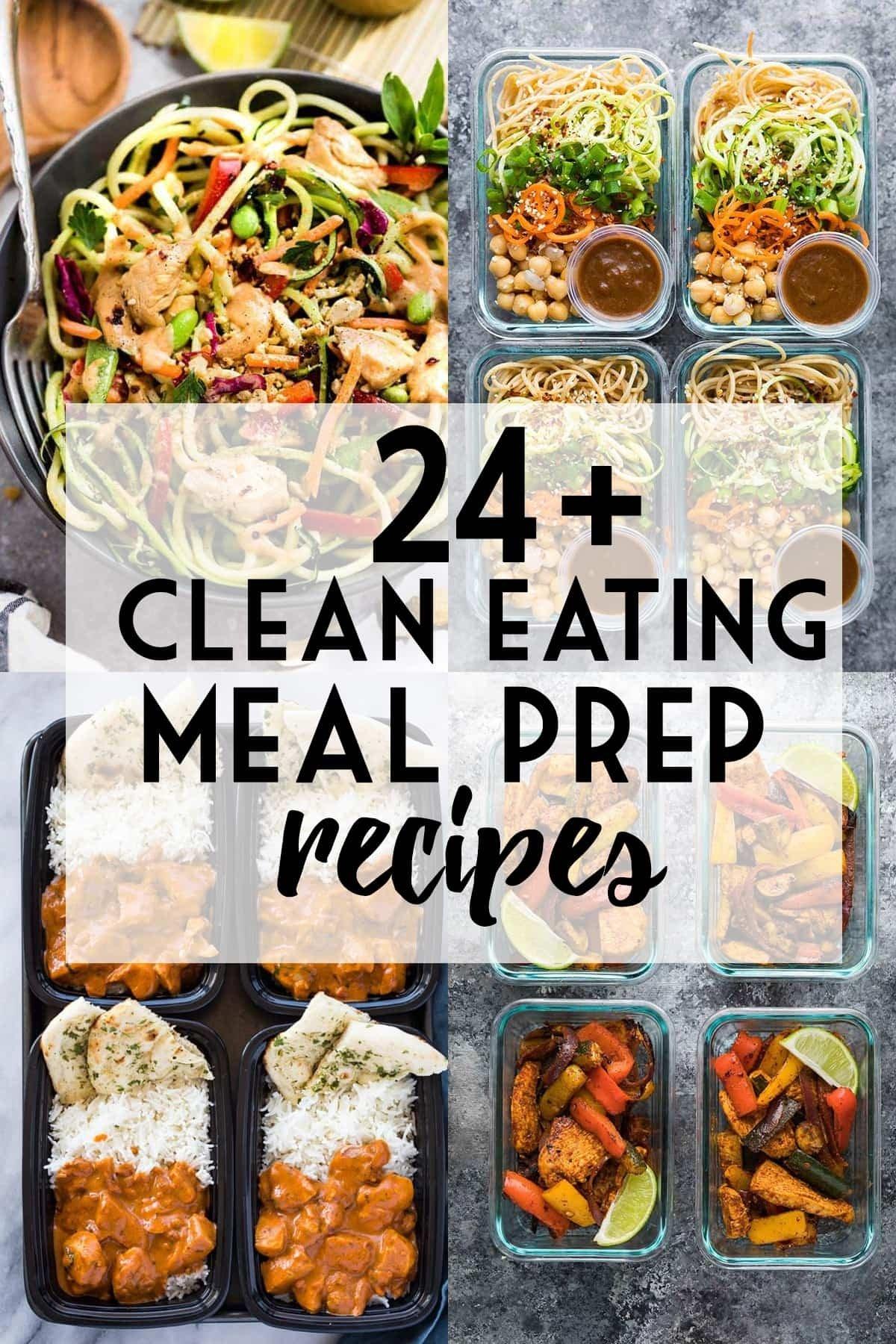 10 Pretty Clean Eating Meal Prep Ideas 24 clean eating meal prep ideas sweet peas and saffron 2020