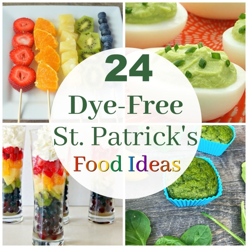 10 Elegant St Patricks Day Food Ideas 24 dye free ideas for fun st patricks day food healthy ideas for 2020