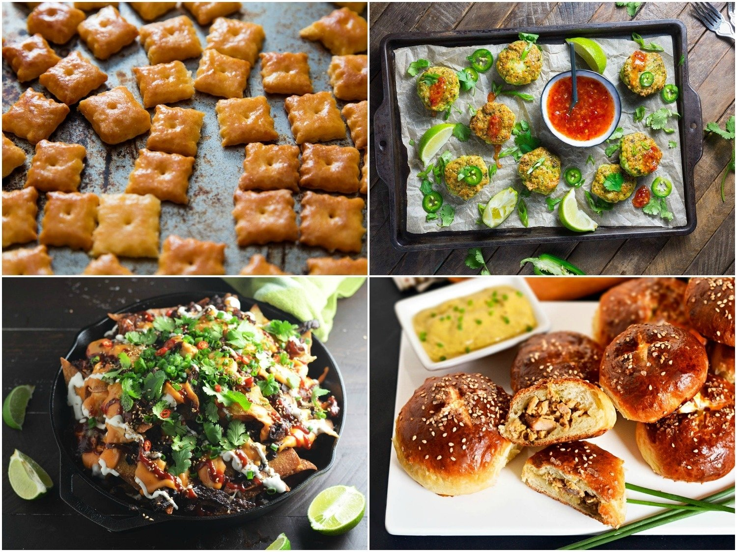 10 Spectacular Super Bowl Food Ideas Appetizers 24 super bowl snacks to kick off your party serious eats 2021