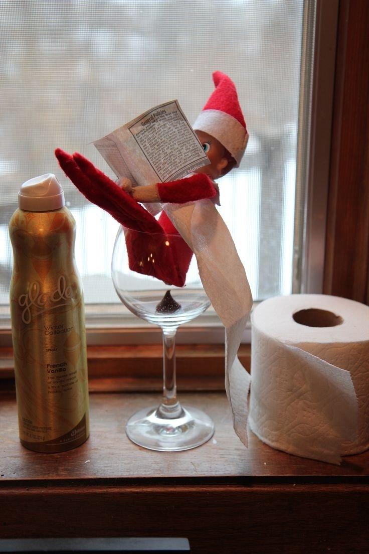10 Stylish Funny Elf On The Shelf Ideas 240 best elf on the shelf ideas images on pinterest shelf 3 2021
