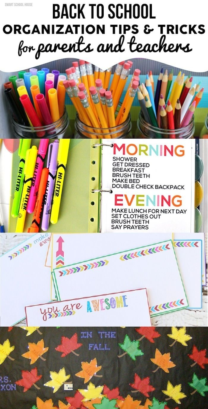 10 Gorgeous Back To School Ideas For Parents 246 best back to school ideas for families images on pinterest 2020