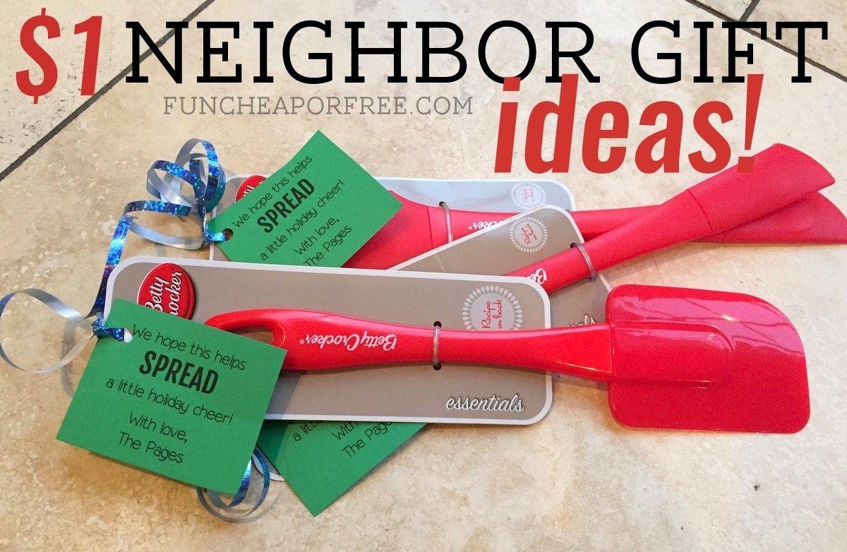 10 Ideal Cheap Ideas For Christmas Gifts 25 1 neighbor gift ideas cheap easy last minute fun cheap 6 2020