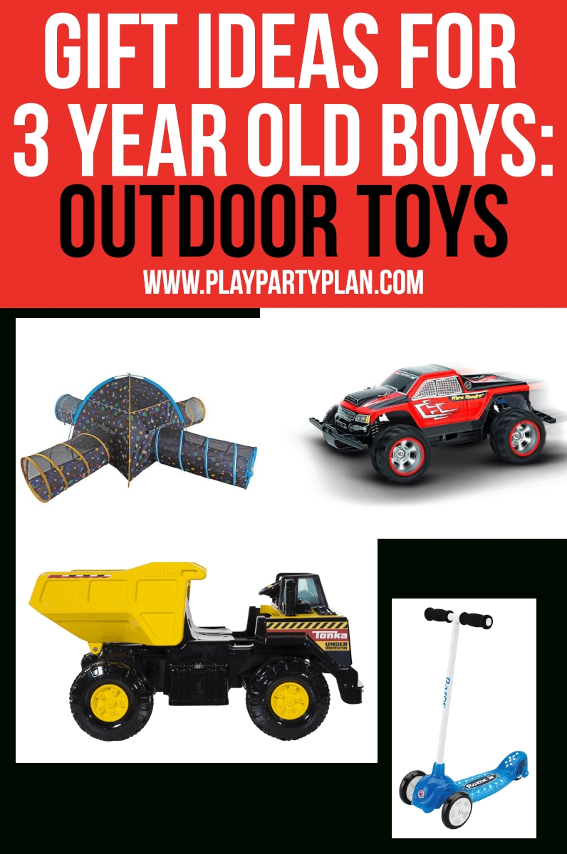 10 Unique Gift Ideas For 3 Year Old Boy 25 amazing gifts toys for 3 year olds who have everything 27 2020