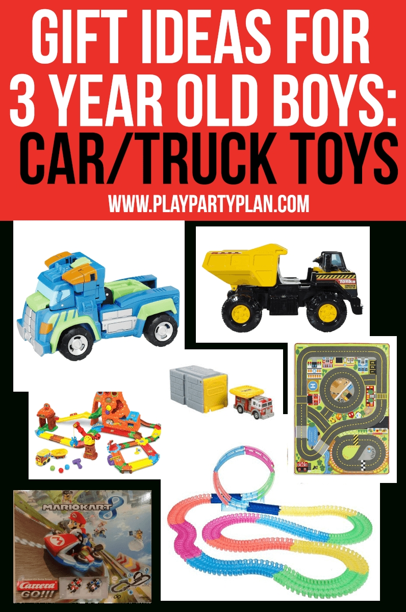 25 amazing gifts & toys for 3 year olds who have everything