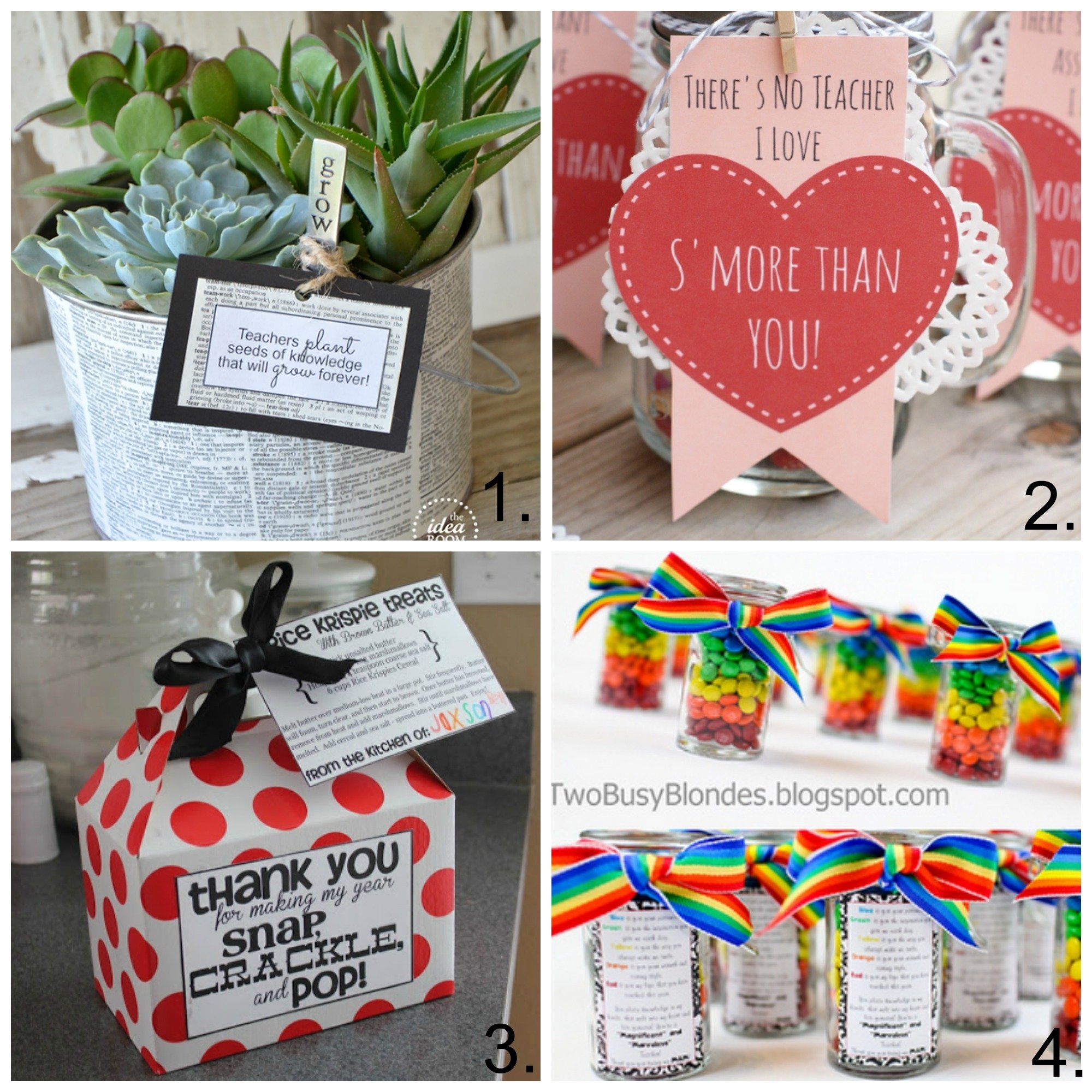 10 Cute Teachers Appreciation Week Gift Ideas 25 awesome teacher appreciation gift ideas my frugal adventures 2 2020