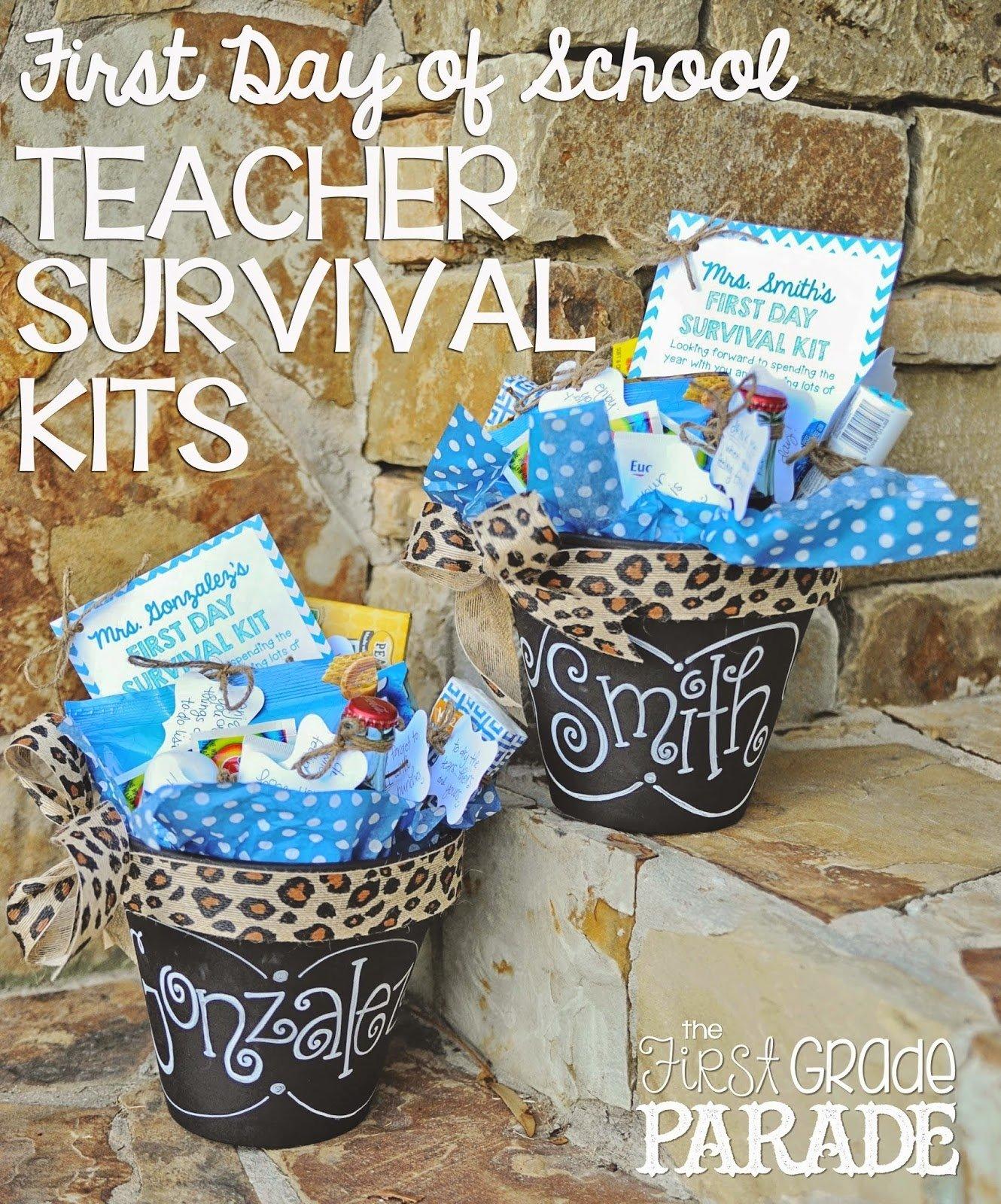 10 Beautiful Back To School Teacher Ideas 25 back to school teacher gift ideas 2020