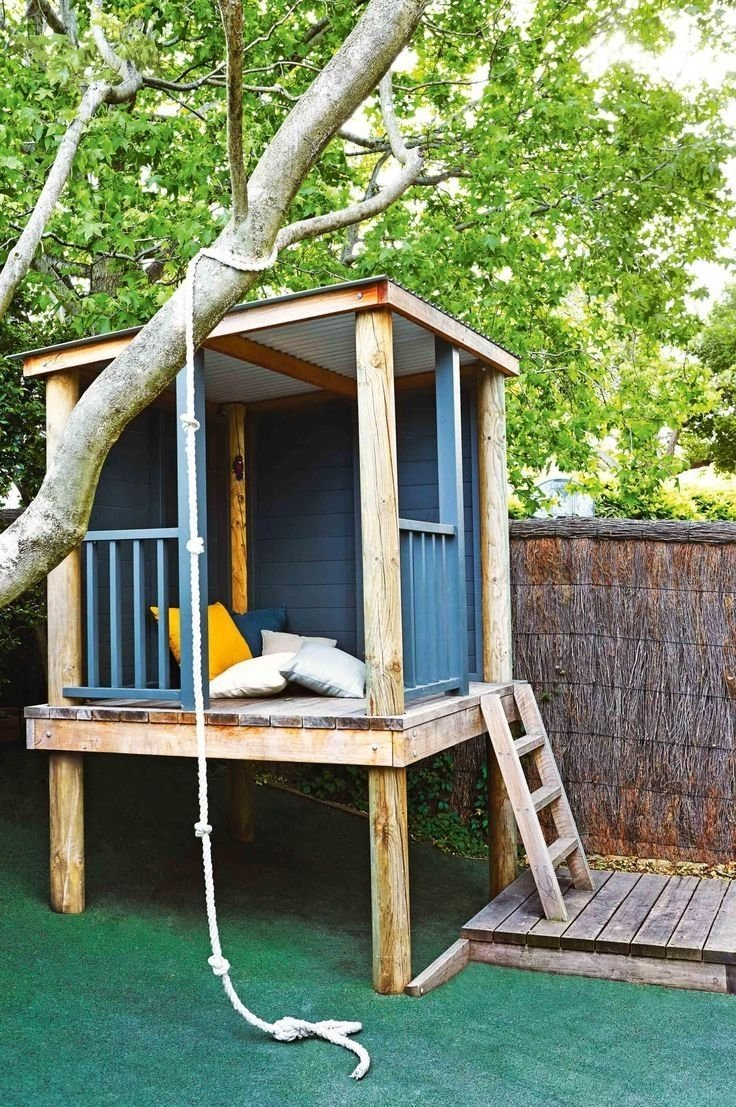 10 Wonderful Tree House Ideas For Kids 25 best ideas about simple tree house on pinterest kids tree in 2020