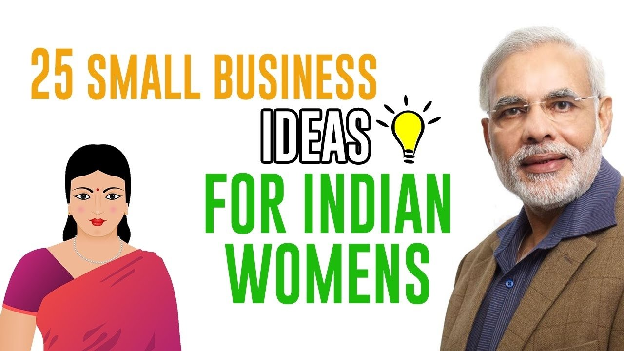 25 best small business ideas for womens in india - youtube