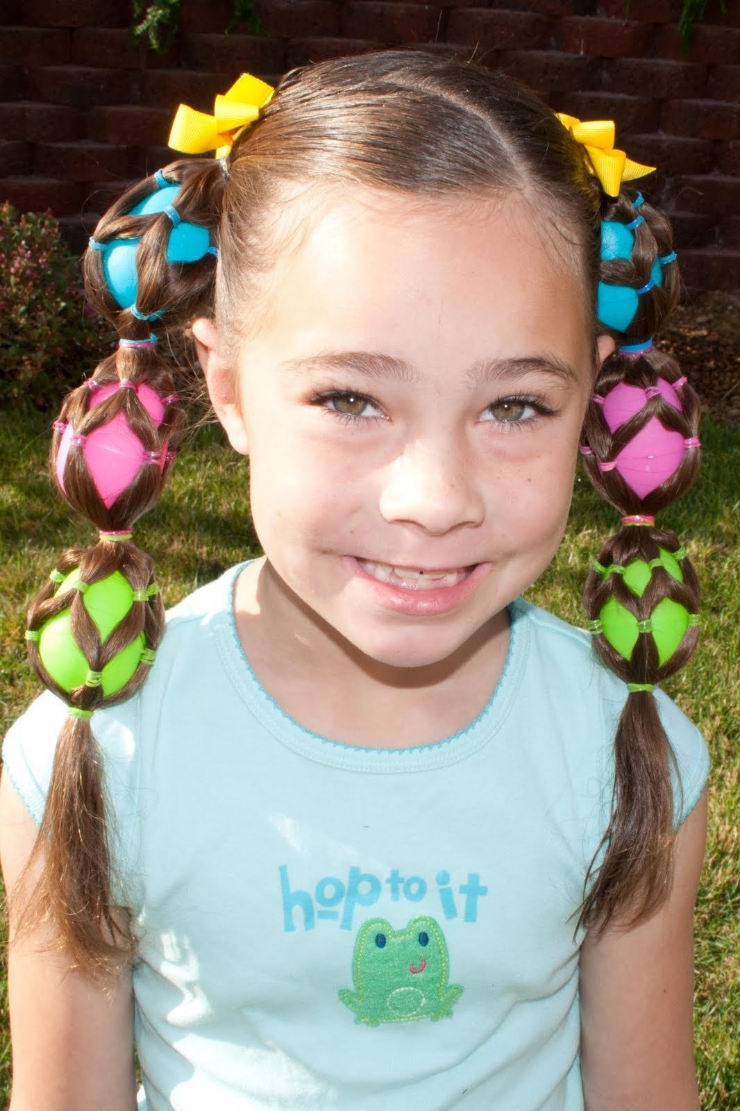 10 Fantastic Crazy Hair Ideas For Girls 25 clever ideas for wacky hair day at school including 7 2020