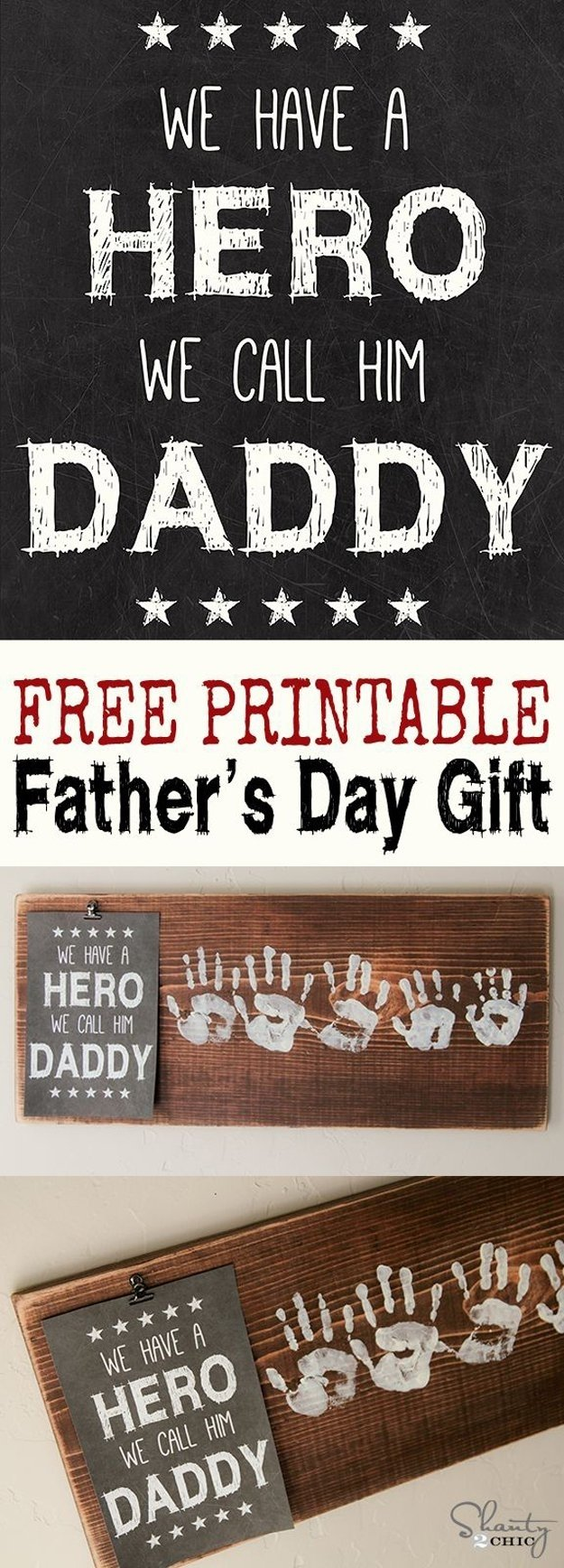 25 cool diy father's day gift ideas | diy projects and crafts