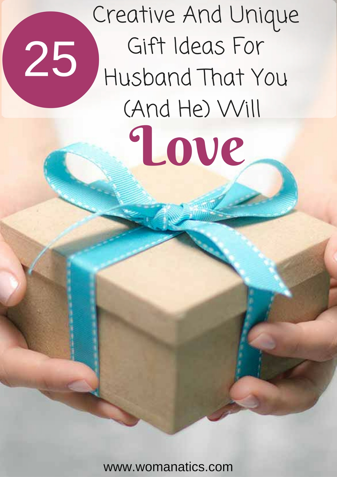 25 creative and unique gift ideas for husband's birthday that you