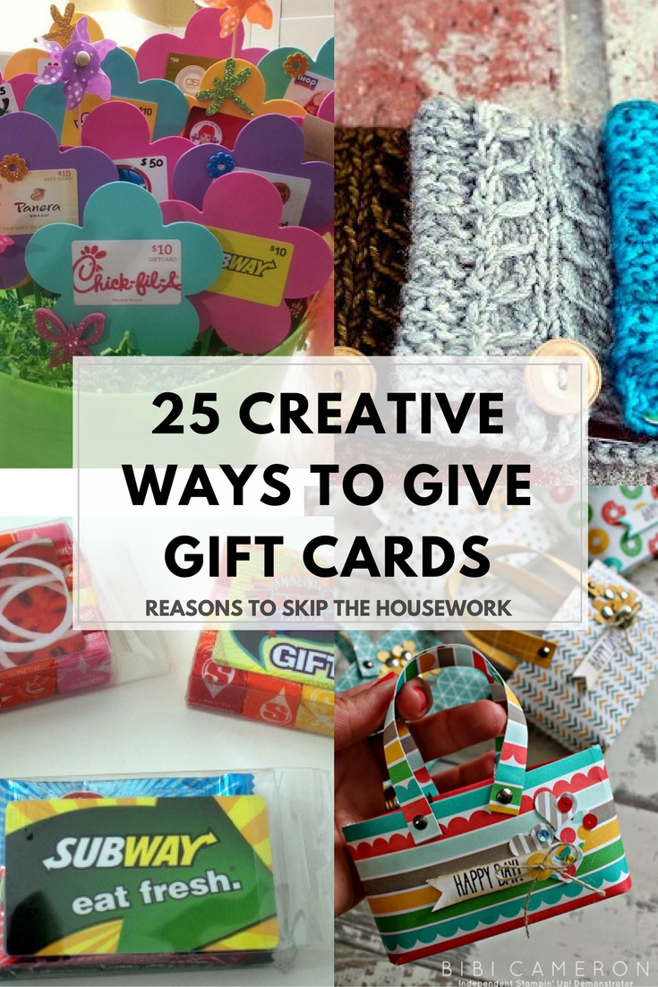 25 creative gift card holders | creative gifts, card ideas and creative