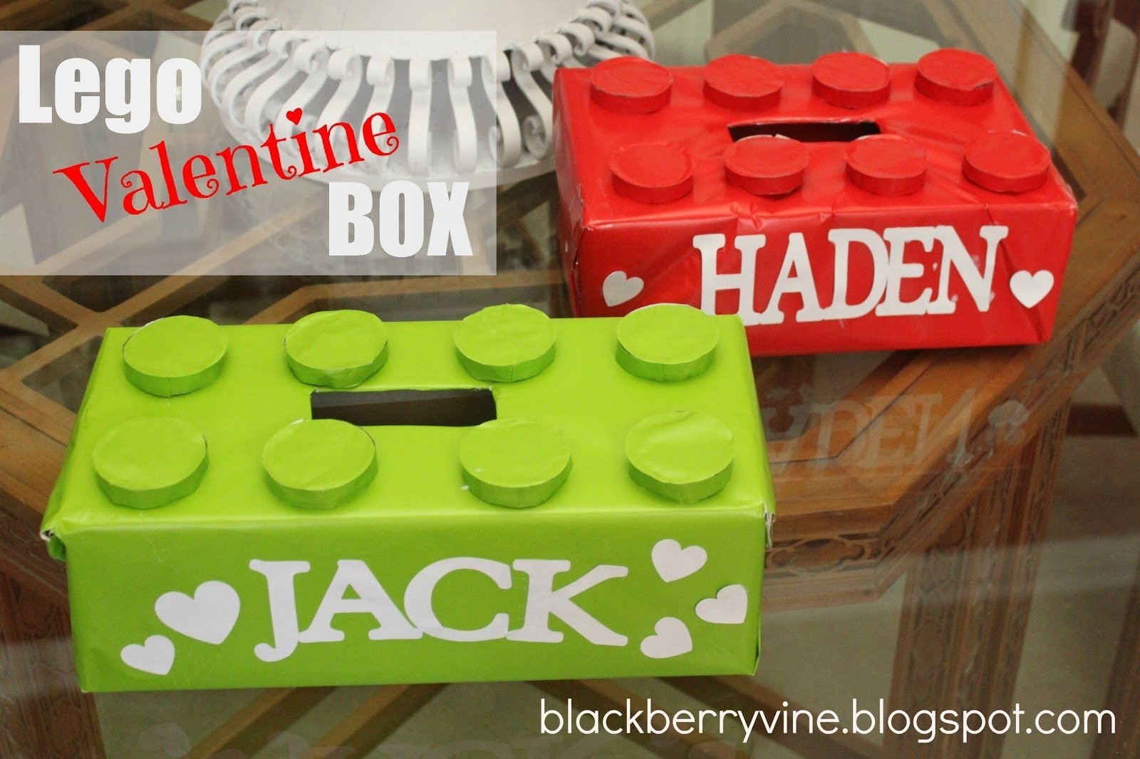 25+ creative valentine boxes