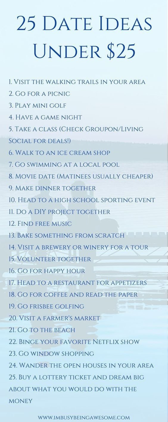 10 Elegant Fun Ideas For A Date 25 date ideas under 25 frugal summer and relationships 1 2020