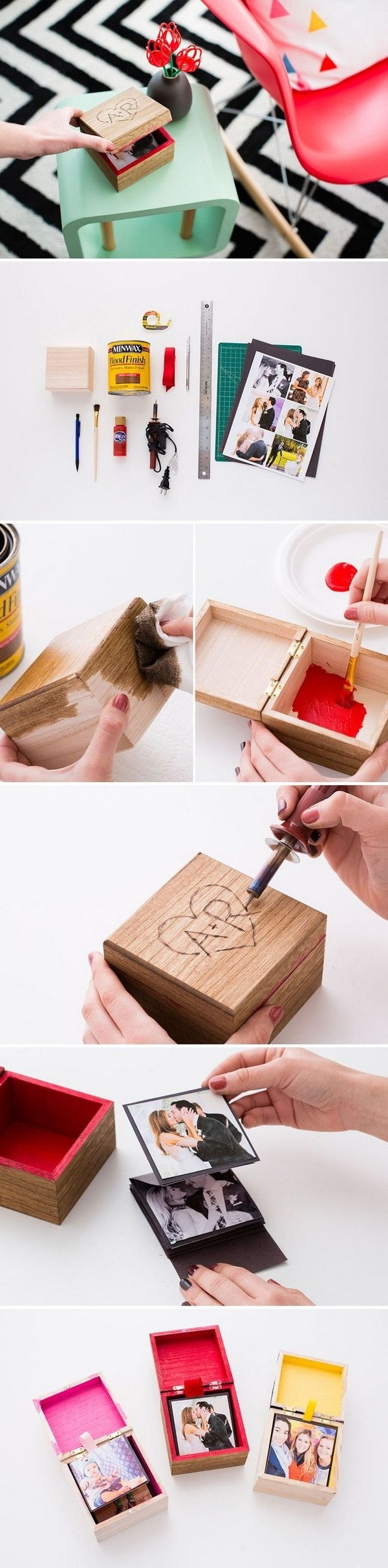 10 Awesome Homemade Christmas Ideas For Boyfriend 25 diy gifts for him with lots of tutorials 2017 4 2021