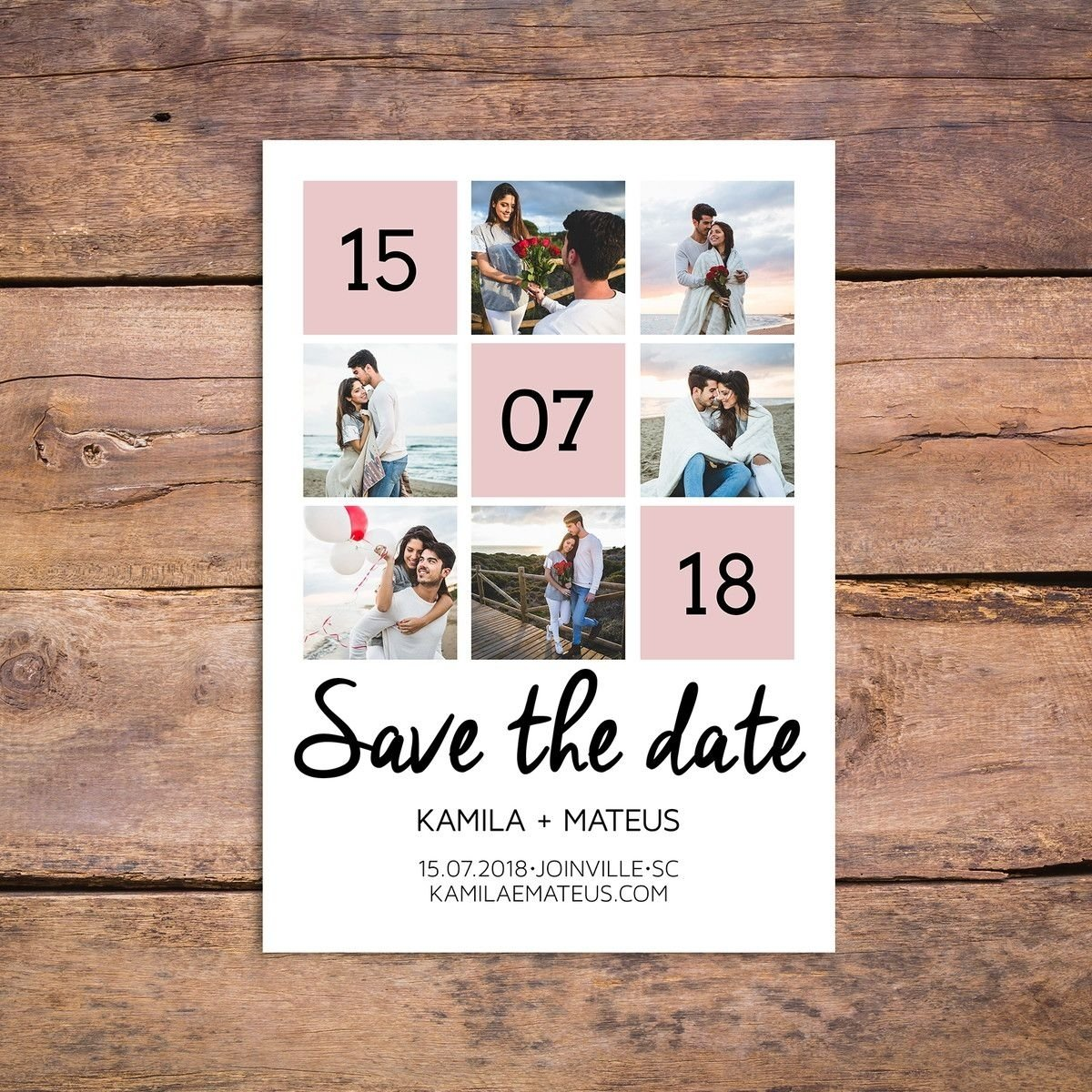 10 Most Popular Wedding Save The Dates Ideas 25 diy save the dates ideas to remember the most historic events of 3 2020