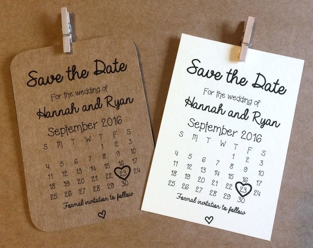 10 Most Popular Cheap Save The Date Ideas 25 diy save the dates ideas to remember the most historic events of 9 2020