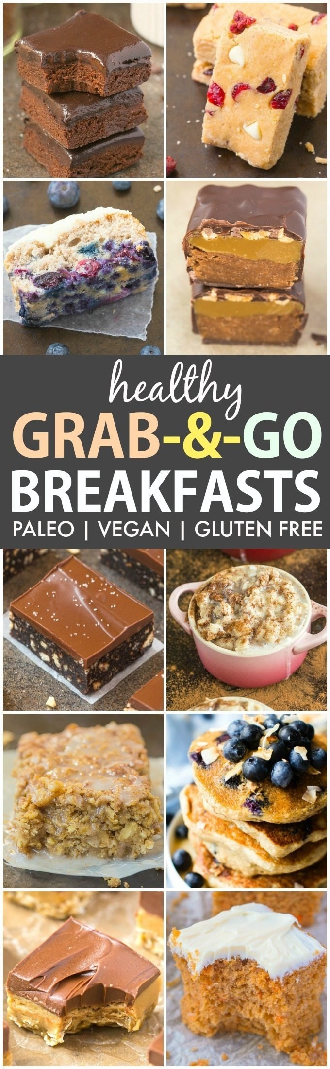 10 Attractive Grab And Go Breakfast Ideas 25 easy and healthy grab and go breakfast ideas paleo vegan 1 2021