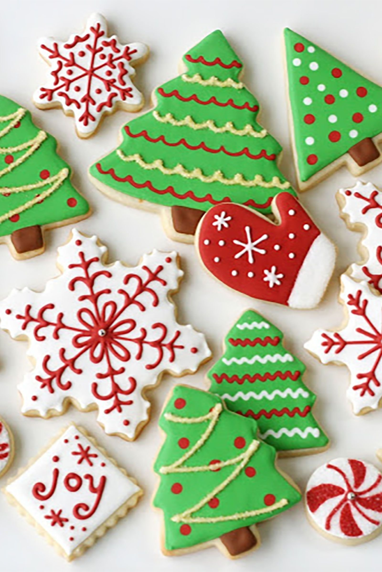 easy christmas cookie decorating ideas the imagine christmas