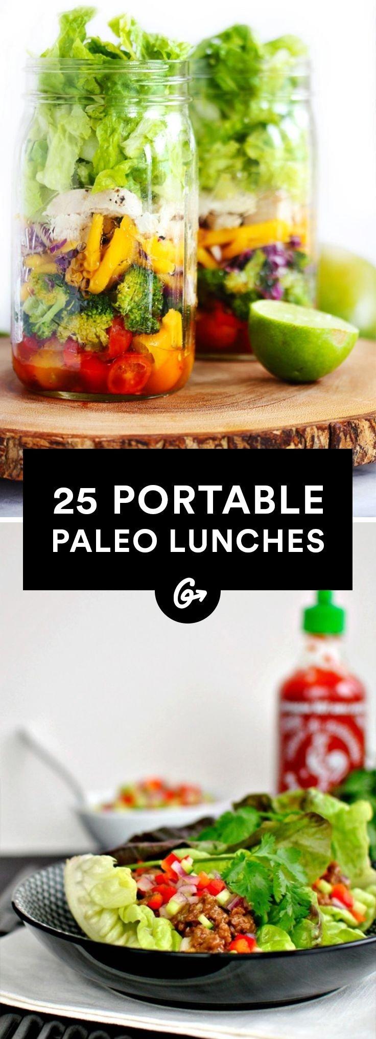10 Best Paleo Lunch Ideas At Work 25 essential paleo lunch recipes paleo lunch recipes brown bags 1