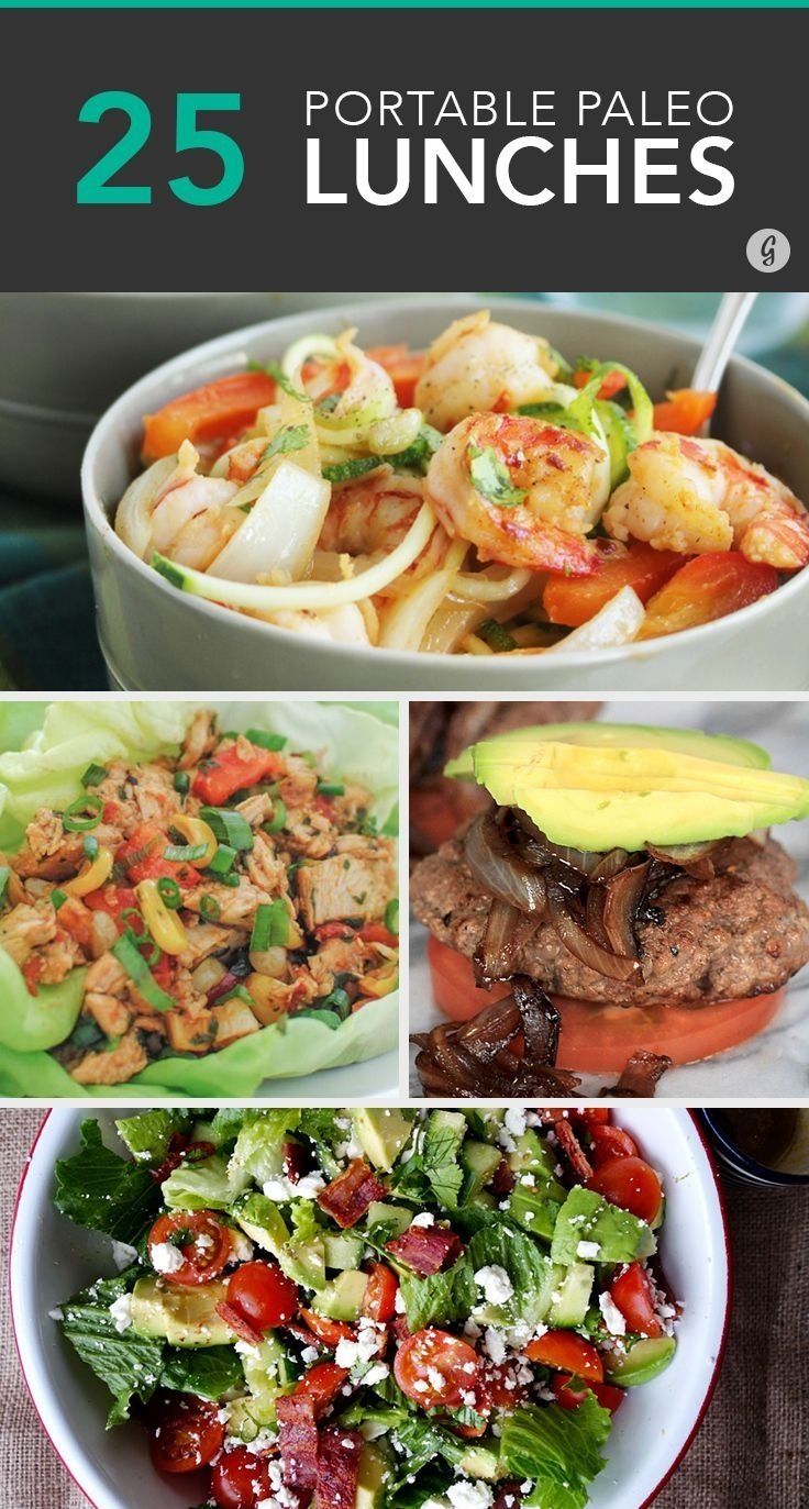 25 essential paleo lunch recipes | paleo lunch recipes, brown bags