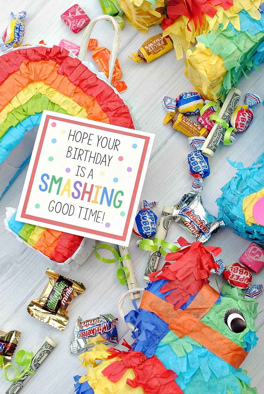 10 Lovely Ideas For A Birthday Gift 25 fun birthday gifts ideas for friends crazy little projects 3