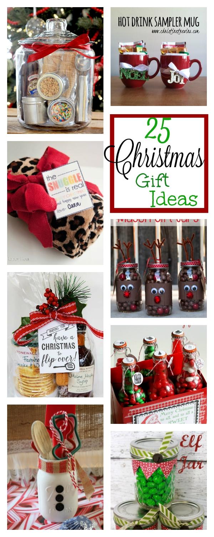 10 Stylish Good Ideas For Christmas Presents 25 fun christmas gifts for friends and neighbors gift christmas 1