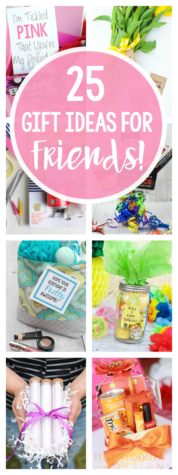 10 Most Recommended Cute Gift Ideas For Friends 25 fun gifts for best friends for any occasion fun squared 2021