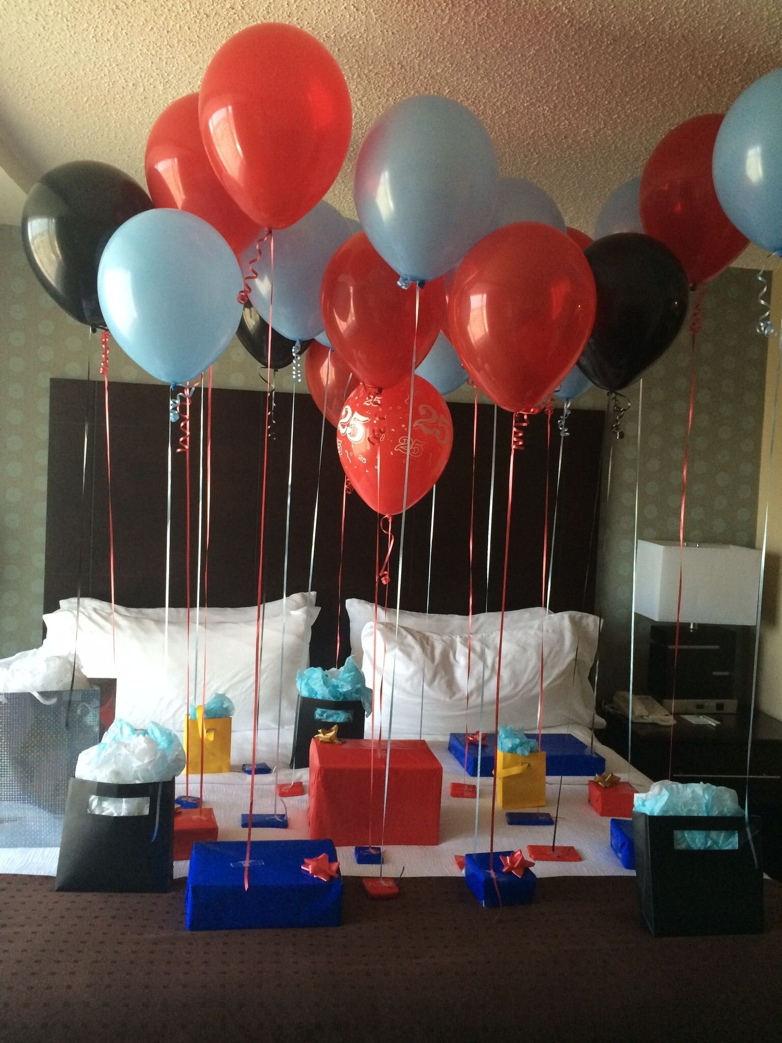 10 Stylish 25Th Birthday Party Ideas For Him 25 gifts for 25th birthday amazing birthday idea he loved it 2 2021