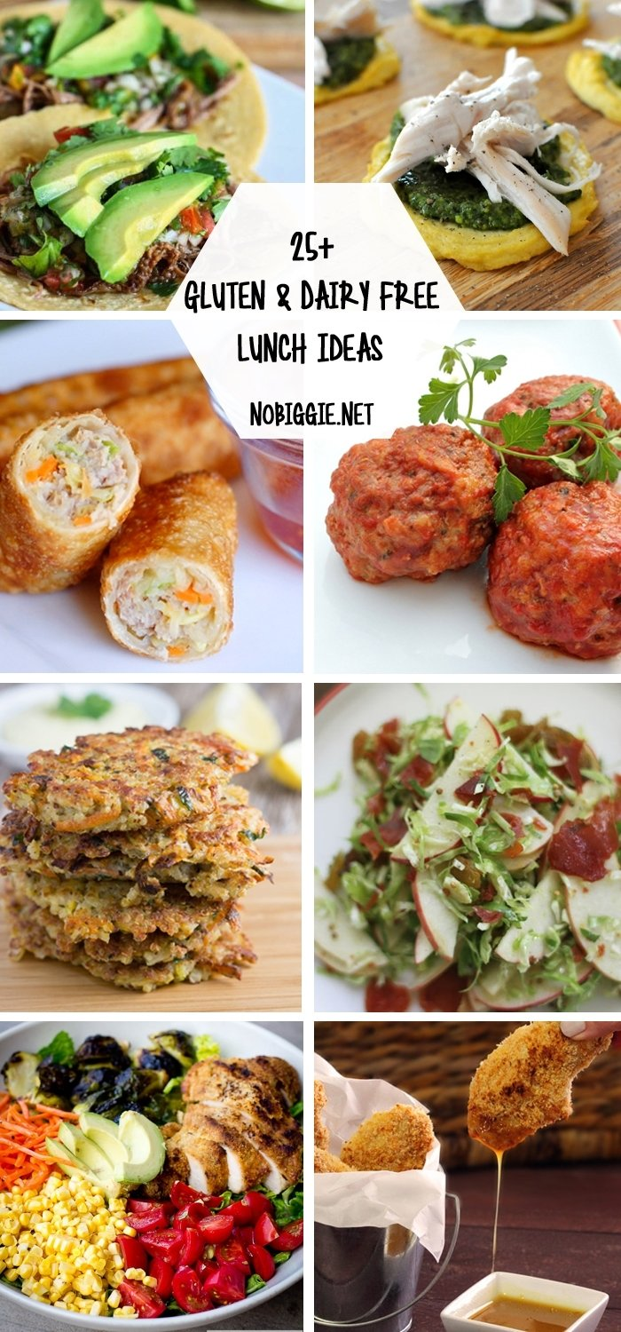 10 Famous Gluten Free Lunch Ideas For Adults 25 gluten free and dairy free lunch ideas 1 2020