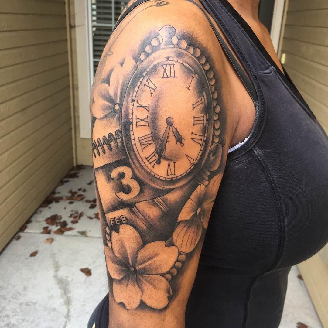 10 Spectacular Half A Sleeve Tattoo Ideas 25 half sleeve tattoo designs ideas for women design trends 2 2020