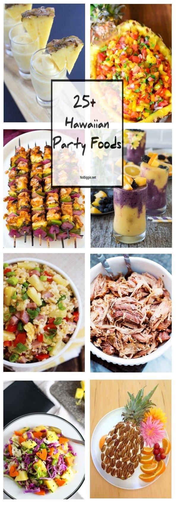 10 Nice Hawaiian Food Ideas For Parties 25 hawaiian party foods nobiggie 2021