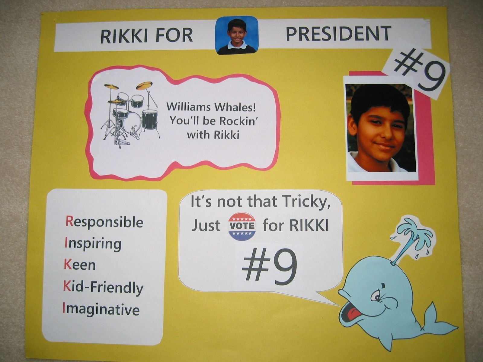 10 Fantastic Elementary School Student Council Ideas 25 hilarious student election posters students 1 2021