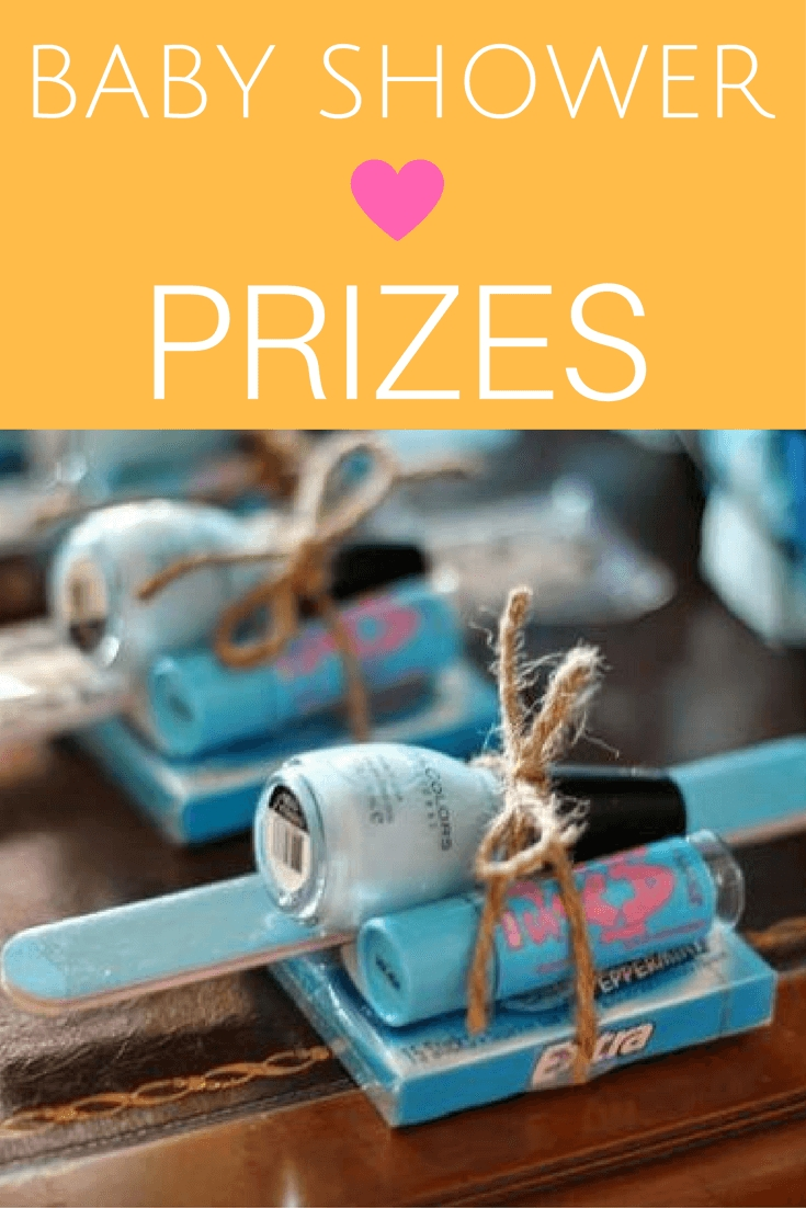 25+ popular baby shower prizes - that won't get tossed in the